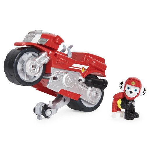 Paw Patrol Moto Pups: Marshall Deluxe Vehicle