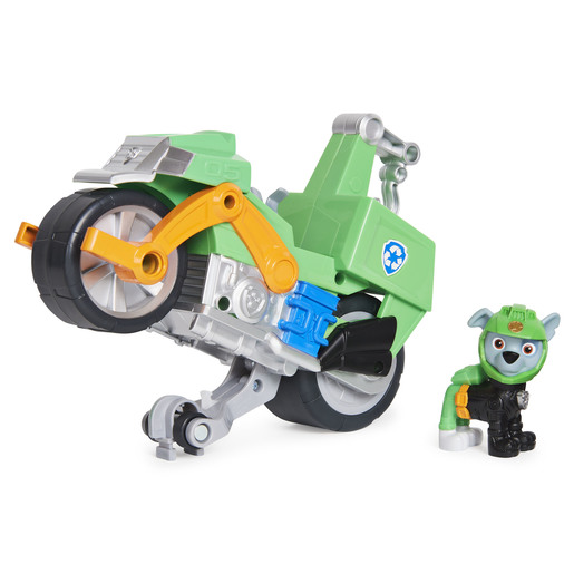 Paw Patrol Moto Pups: Rocky's Deluxe Vehicle