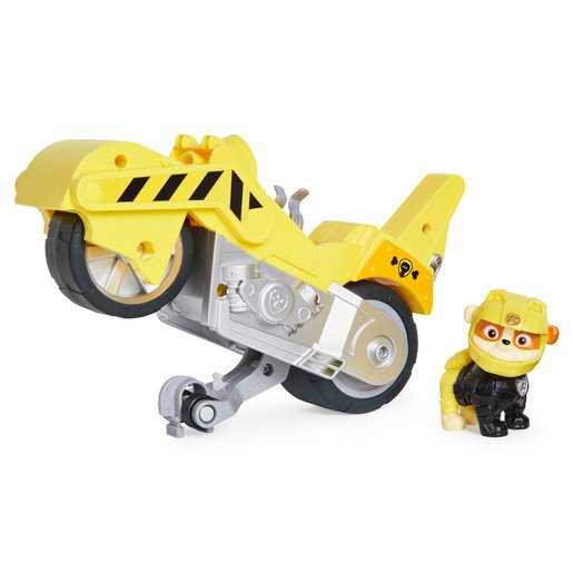 Paw Patrol Moto Pups: Rubble's Deluxe Vehicle