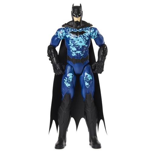 DC Comics Batman 12 Bat Tech Figure (Blue Suit)