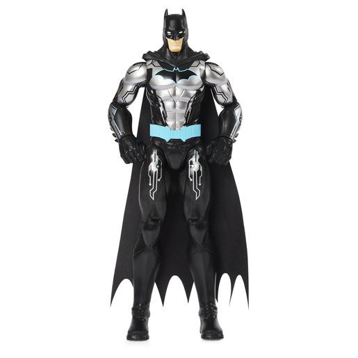 DC Comics Batman 12 Bat Tech Figure (Blue/Black Suit)