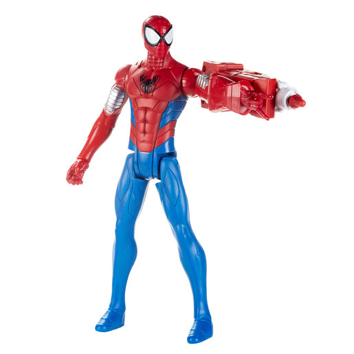 Marvel Spider-Man Titan Hero 30cm Figure - Red Suit Spider-Man