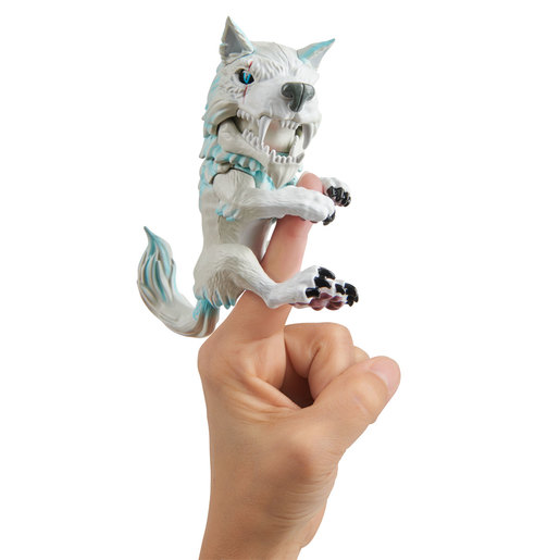 Fingerlings Untamed Dire Wolf - Blizzard