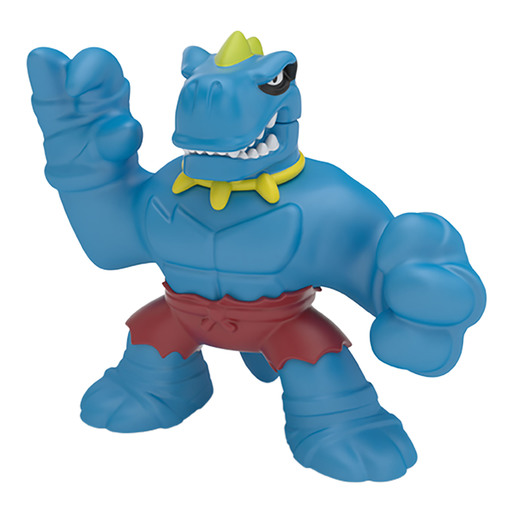 Heroes of Goo Jit Zu Dino Power Figure - Tyro The T-Rex