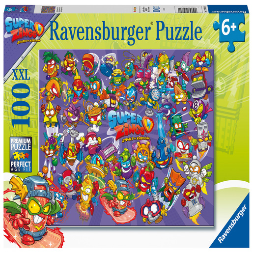 Ravensburger SuperZings XXL Puzzle - 100 Pieces