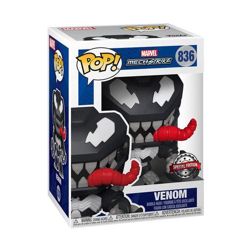 Funko Pop! Marvel: Mech Strike - Venom (Special Edition)
