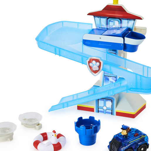 Paw Patrol Adventure Bay Bath Playset