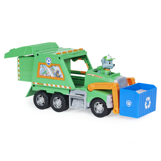 Paw Patrol: Rocky's 'Reuse it Truck'