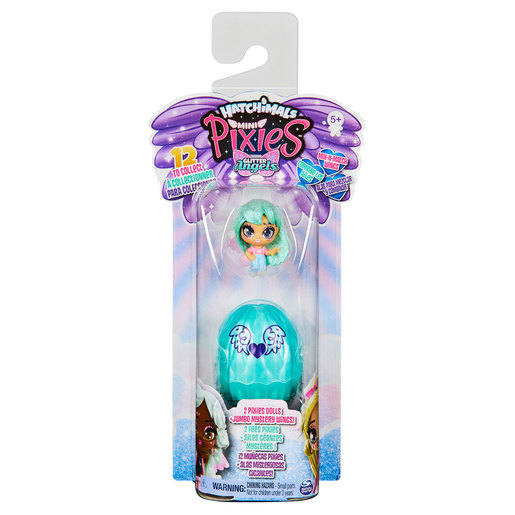 Hatchimals Mini Pixies 2-Pack - Glitter Angels (Styles May Vary)