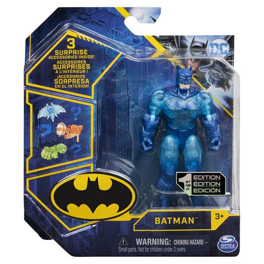 DC Batman 10cm Action Figures   Blue Batman