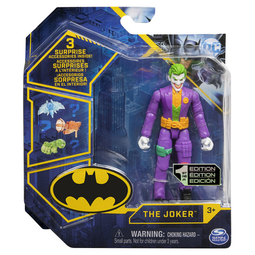 DC Batman 10cm Action Figures - Joker