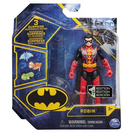 DC Batman 10cm Action Figures - Robin