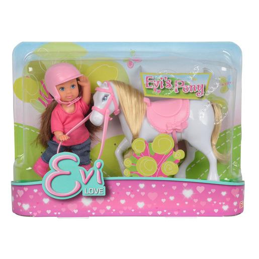 Evi Love: Evi's Pony - Pink Helmet