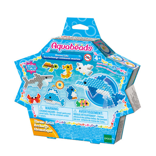 Aquabeads Ocean Life Craft Set