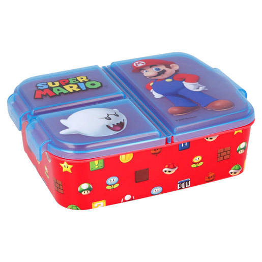 Super Mario Lunch Box from TheToyShop