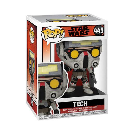 Funko Pop! Star Wars: The Bad Batch   Tech