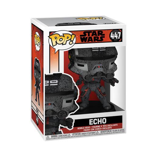 Funko Pop! Star Wars: The Bad Batch   Echo