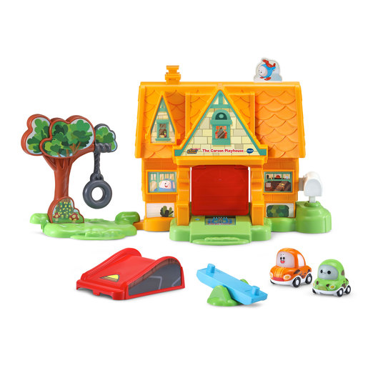 VTech Toot Toot: Cory Carson   The Carson Play House