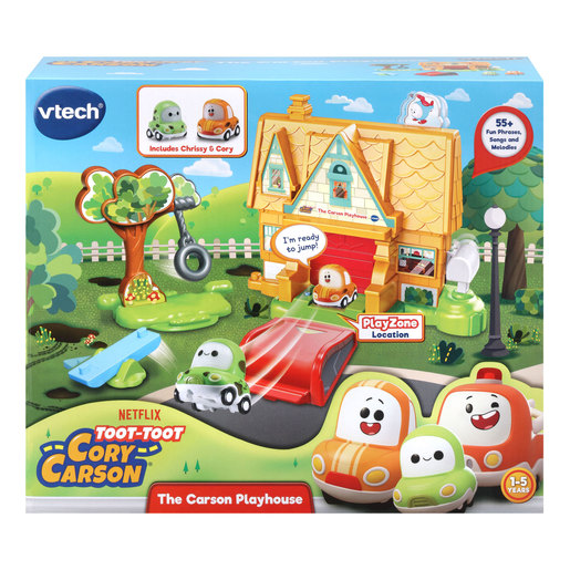VTech Toot-Toot: Cory Carson - The Carson Play House