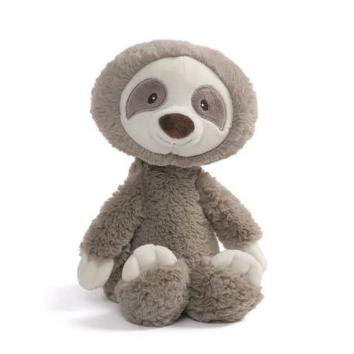 Baby GUND 30.5 cm Baby Toothpick Plush Taupe - Reese Sloth