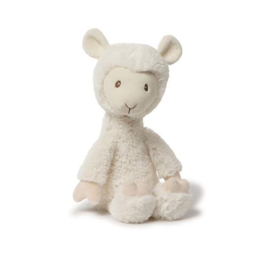 "Baby Gund 12"" Toothpick Soft Toy Cream - Liam Llama"