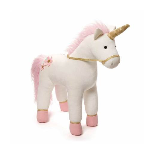 Gund Pink Jumbo Unicorn Plush Toy