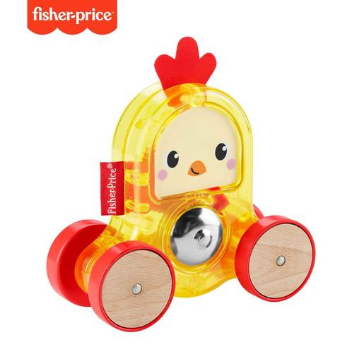 Fisher Price Rollin Surprise Push Along   Rooster