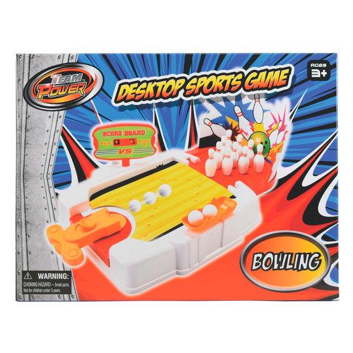 Desktop Games - Bowling Edition