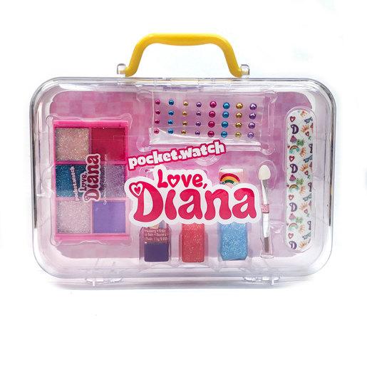 Love Diana Make-Up Purse Case