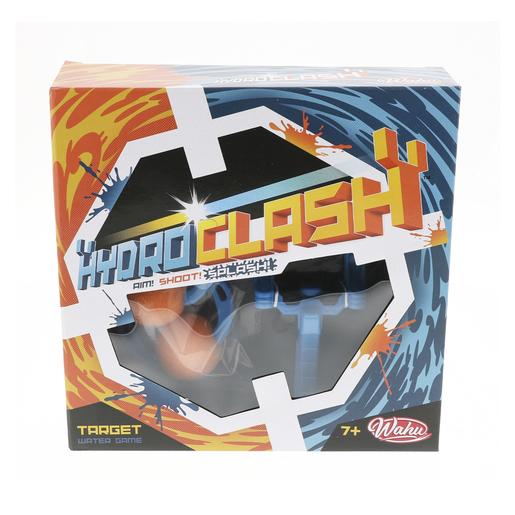 HydroClash Target Water Game