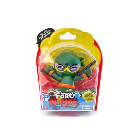 Fart Ninja Figure Series 3 - Creeping Stank