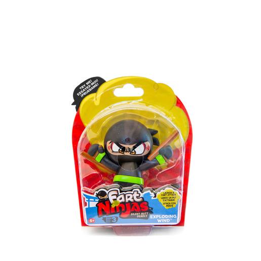 Fart Ninja Figure Series 3 - Exploding Wind
