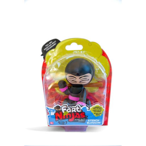 Fart Ninja Figure Series 3 - Stench Blossom