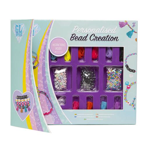 GL Style Personalised Bead Creation Jewellery Kit