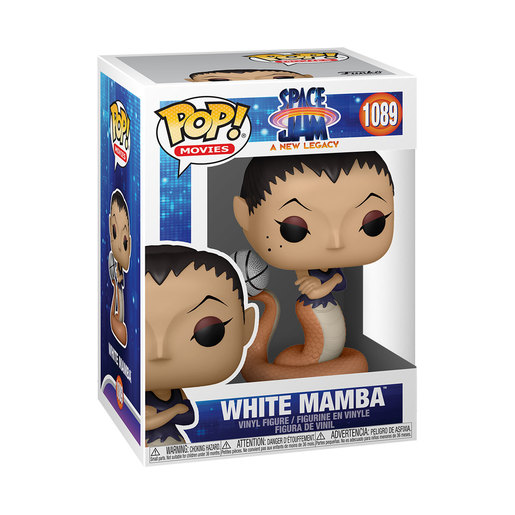 Funko Pop! Movies: Space Jam The Legacy - White Mamba