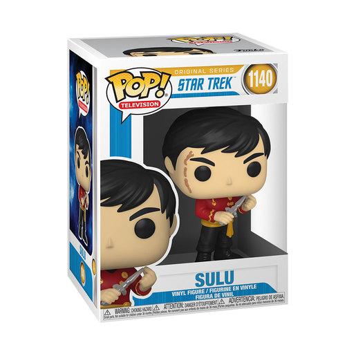Funko Pop! Television: Star Trek - Sulu