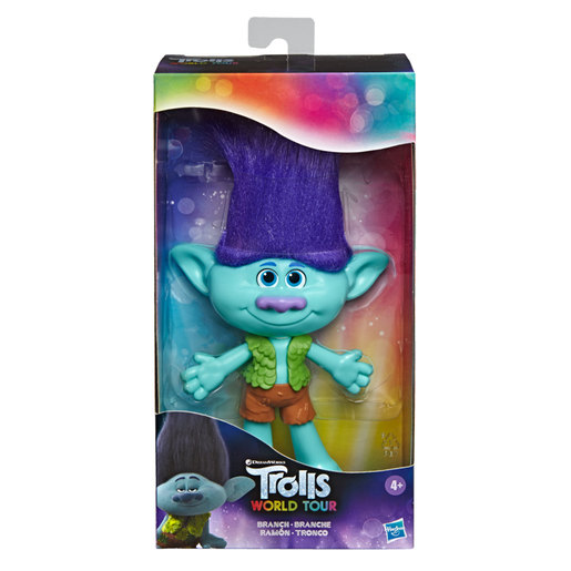 DreamWorks Trolls Doll - Branch