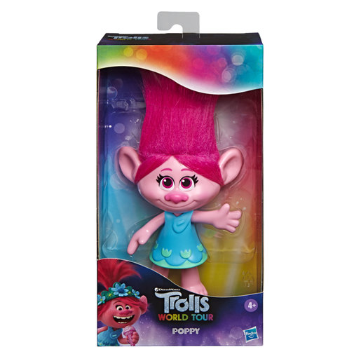DreamWorks Trolls Doll - Poppy