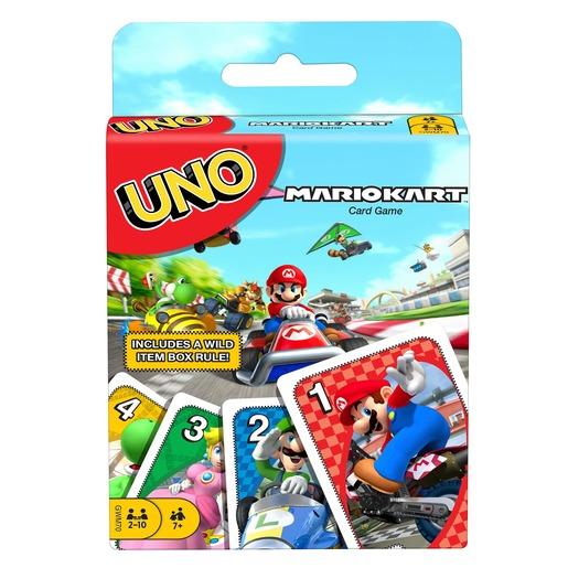 UNO - Mario Kart Edition from TheToyShop