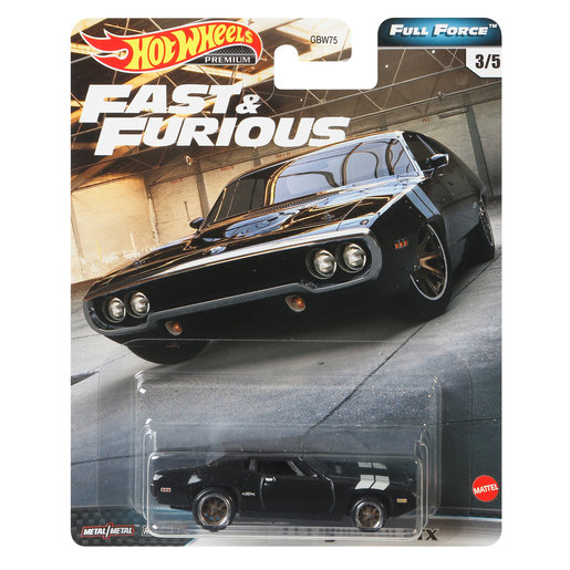 Hot Wheels X Fast and Furious Vehicle - 1971 Plymouth GTX