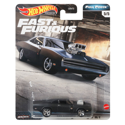 Hot Wheels X Fast and Furious Vehicle - Dodge Charger