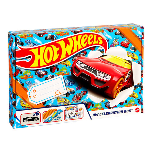 Hot Wheels Celebration Pack (Series 21)