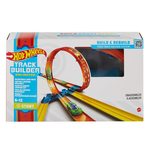 Hot Wheels Track: Unlimited Adjustable Loops