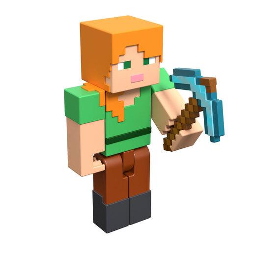 Minecraft Figure - Alex
