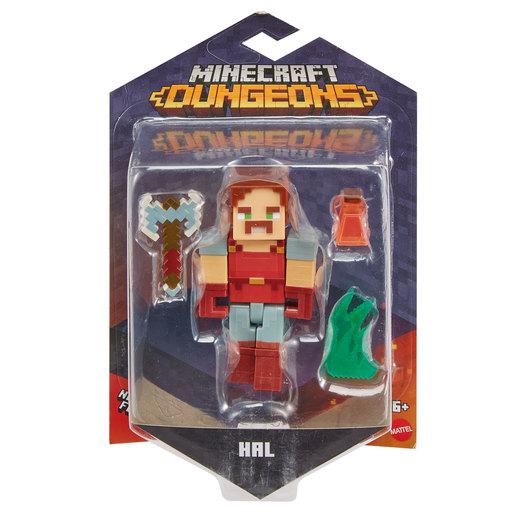 Minecraft Dungeons 8cm Figure - Hal