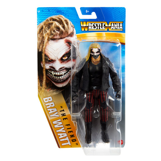 WWE WrestleMania Action Figure - 'The Fiend' Bray Wyatt