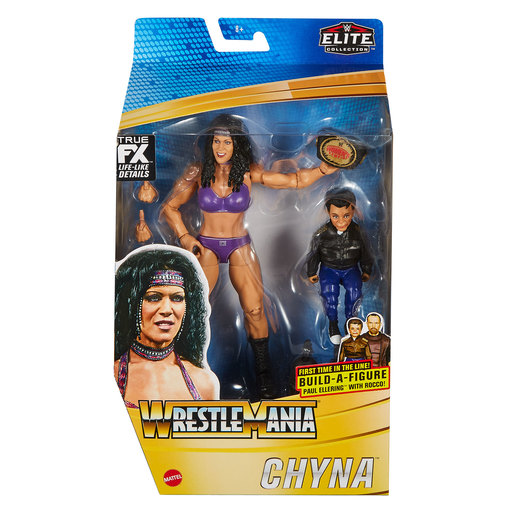 WWE WrestleMania Action Figure - Chyna