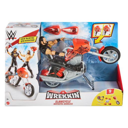 WWE Wrekkin™ Slamcycle™ Vehicle