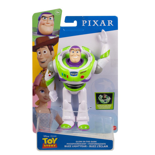 Toy Story: Glow in the Dark Buzz Lightyear Figure
