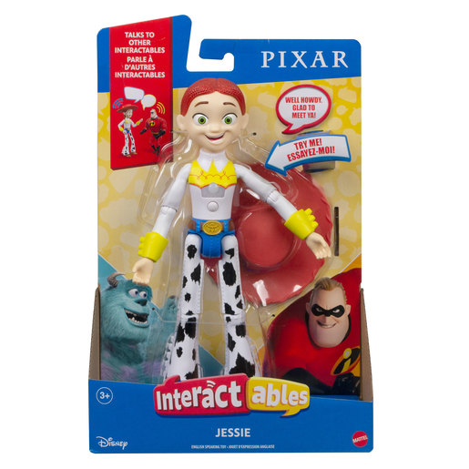 Disney Pixar Toy Story Interactables Figure - Jessie